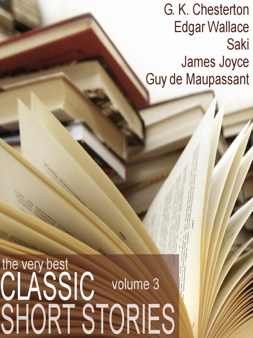 The Very Best Classic Short Stories - Volume 3 (MP3)